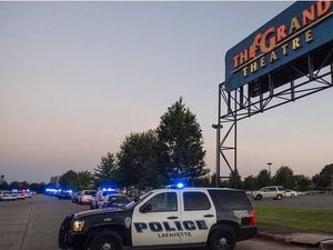 3 dead, 8 injured after gunman opens fire in movie theatre