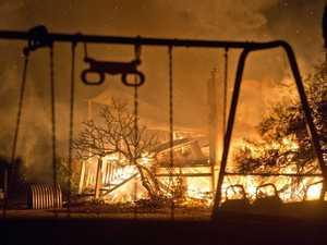Biddeston house fire