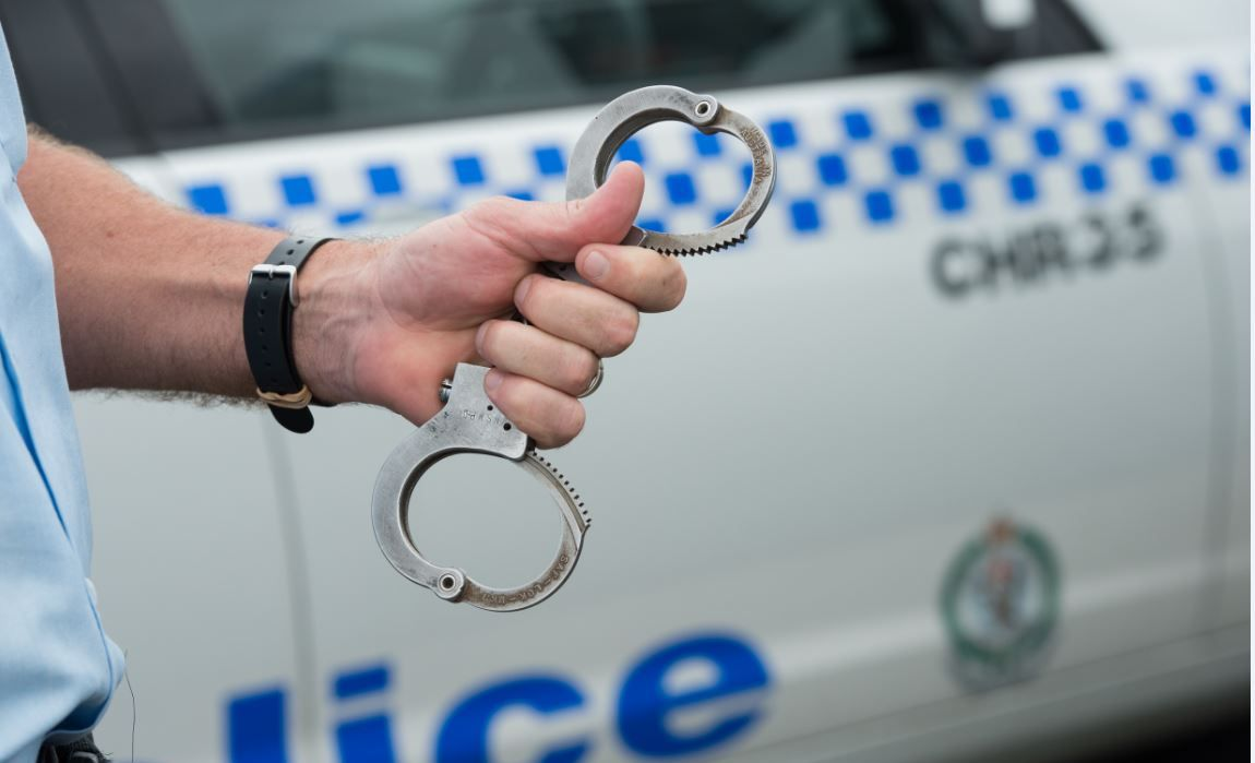 Police charged the man with causing GBH.