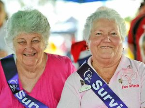 Strength found in breast cancer support group