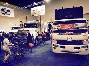 Truck Centre WA on show