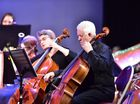 Community spirit: Orchestra in tune with air museum help