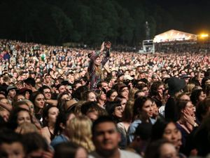 Police praise festival-goers despite 92 on drug charges