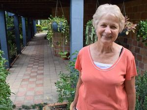 PHOTOS: Dianne loves her garden, almost as much as her house