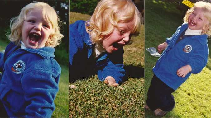 Jackson Seminara was a playful toddler.