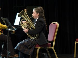 Brass solos on show