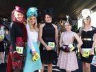 Kristy Reid, Libby O'Callaghan, Karen Dunn, Tamara Allcorn and Ashleigh Hamilton. CONTRIBUTED