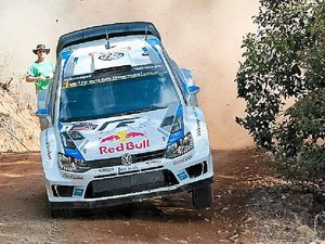 New stages set for Rally Australia