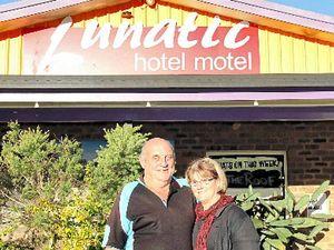 Drake's Lunatic Hotel may be saved
