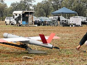 Drone trial brings military tech to pest control (+ VIDEO)
