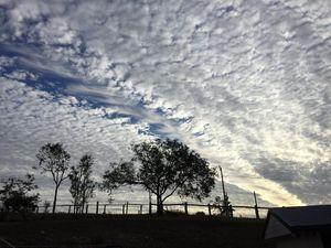 Readers share photos of fallstreak in CQ skies