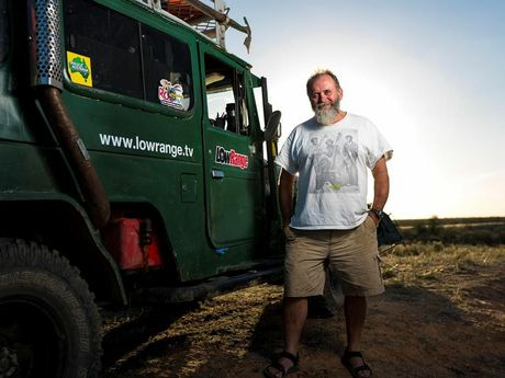 John 'Roothy' Rooth features in a 4WD series that features great locations around Gladstone.