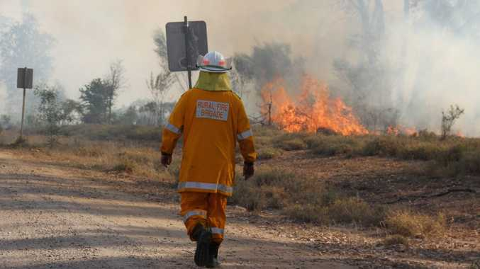 Goanna Flat Rd is expected to be impacted in the coming hours.