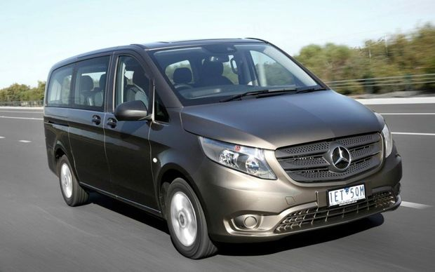 The Mercedes-Benz Valente is practical and luxurious