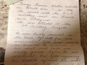 Memories of George Thomas Wallis