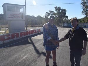 Carnell Raceway back on track