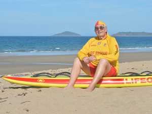 Surf lifesaving volunteer of 33 years