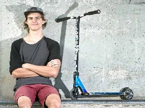 Meet the locals: Calliope teen a scooter fanatic