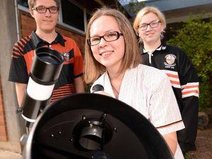 Glenmore State High School makes QSuper state finalist