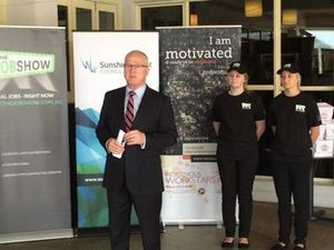 Sunshine Coast Jobs show launch