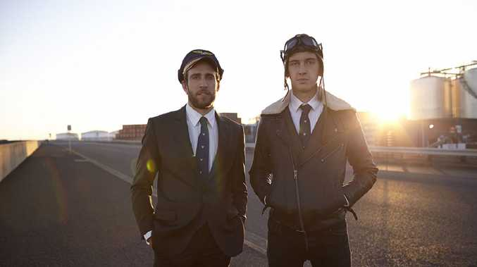 Flight Facilities will headline the Maroochy Music and Visual Arts Festival.