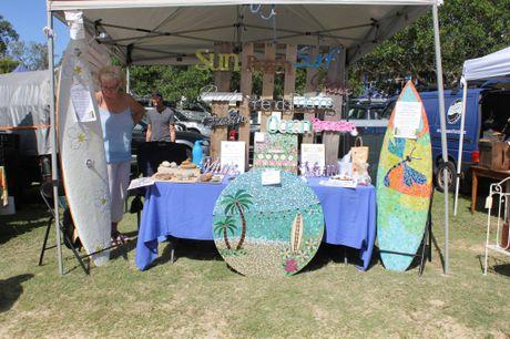 Peregian Beach Markets.