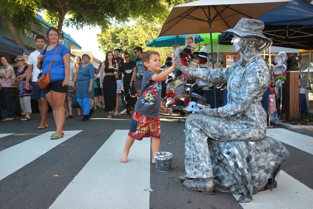 Caloundra Street Fair packs plenty of bargains and personality.