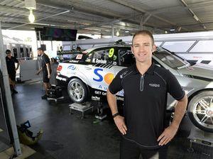Will Davison chats about QLD Raceway