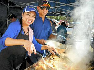 Award-winning chefs feature at Hervey Bay Seafood Festival