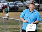 FINE EFFORT: Raiders Softball Club Registrar Rachael Needham won Softball Queensland's Rookie Scorer of the Year award.
