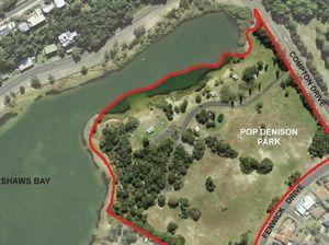 Pop dennison park