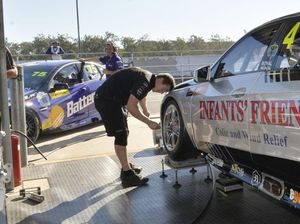 V8 Supercars racing schedule for Saturday and Sunday