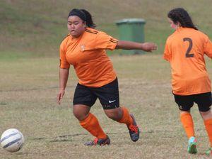 Cap Coast under 16s continue run to finals
