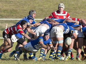 Rugby Union Rangers vs Dalby