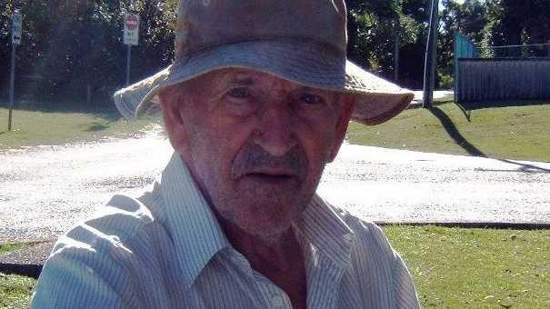 Gerardus Bakkenhoven who was last seen in Iluka on August 7, 2014.