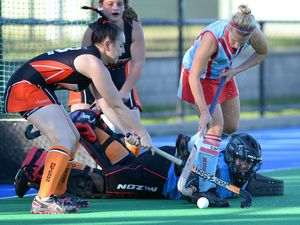 Rocky players take out top notch playing in QLD womens team