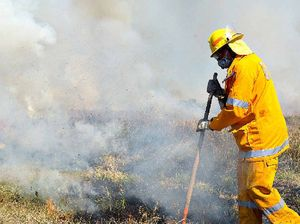 Planned burn near David Low Way tomorrow