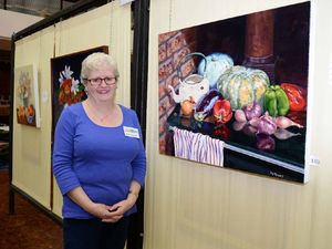 Lismore Art Club shows off its best at Lismore Workers Club