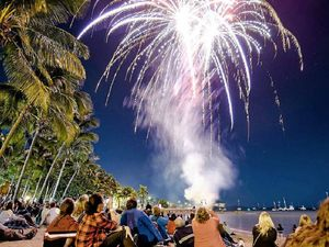 Reef festival up and running with fireworks, car parade