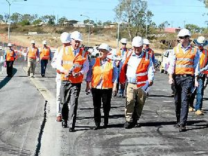 Stage 2 of Yeppen bridge project officially opened Friday