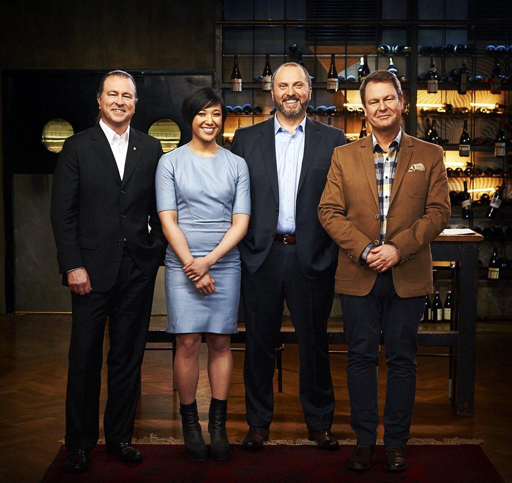 Restaurant Revolution experts, from left, Neil Perry, Jess Ho, Erez Gordon and John Lethlean.