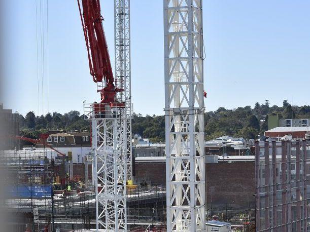 Toowoomba: QIC development Photo Bev Lacey / The Chronicle