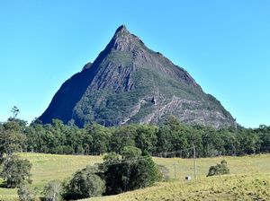 Climber trapped on Mount Beerwah for hours