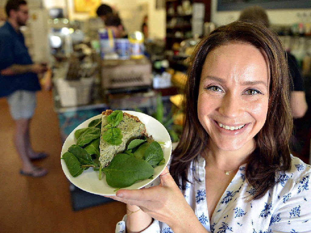 IN THE RAW: Heidi Turunen from Rawlicious Delicious makes sweets and slices but is expanding her range to include savoury delicacies too.