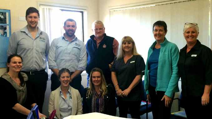NEW PLAN: Staff at Woolgoolga's Beach Street Family Practice have signed up to participate in a new program for osteoarthritis sufferers.
