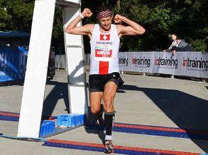 Clay still top Aussie finisher in marathon