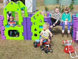 Beecher playgroup caters for young families