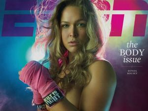 OPINION: Is Rousey really a role model?
