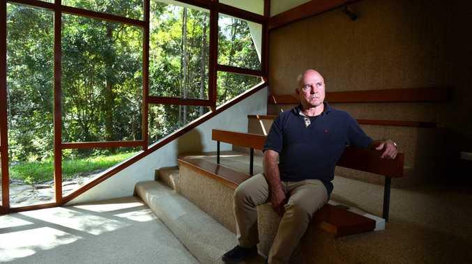 NajaraCommunity manager, Trevor Hallewell will celebrate 10 years in business. Photo: John McCutcheon / Sunshine Coast Daily