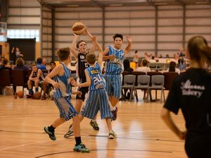 Junior Sport - Basketball